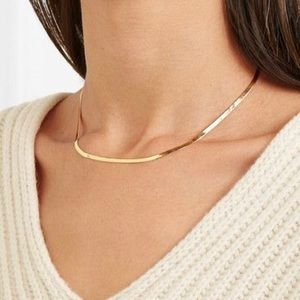 Loren Stewart Herringbone Necklace